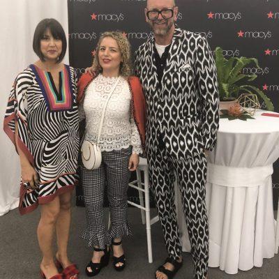 Interview with Trina Turk & Mr. Turk