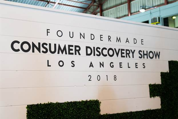 Consumer Discovery Show Attended by Liz in Los Angeles