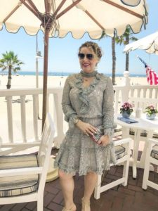 About Liz, the woman behind top Los ANgeles life and style blog, Liz in Los Angeles
