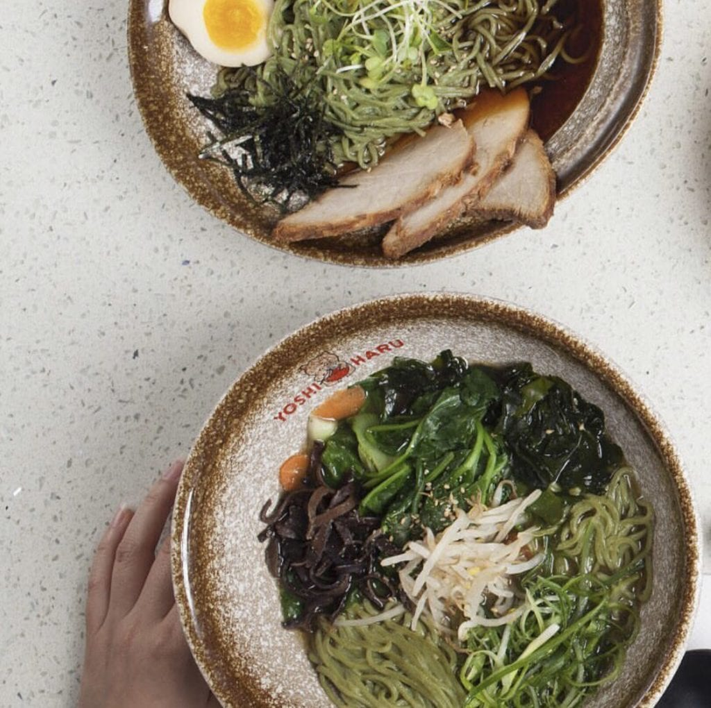 Vegan Ramen In Los Angeles, by Los Angeles Lifestyle Blogger