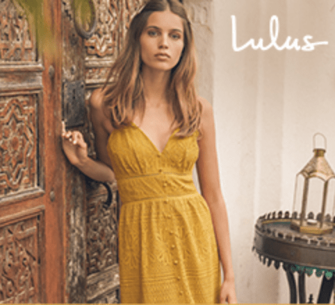 Lulus Sale by Liz in Los Angeles, Los Angeles Blogger