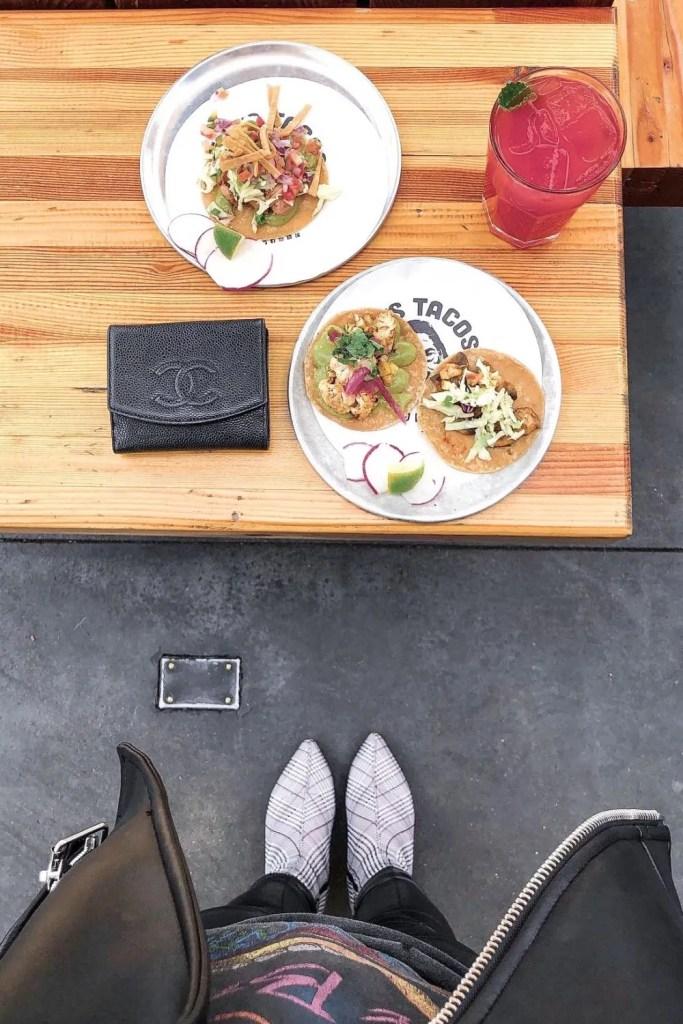 Trejo's Taco in Los Angeles, by Liz in Los Angeles, Los Angeles Lifestyle Blogger
