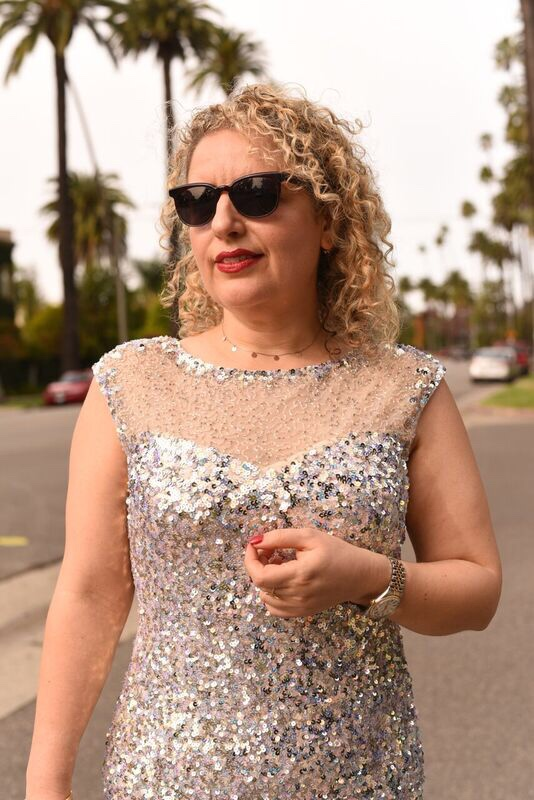 What Wear on New Year's Eve by Liz in Los Angeles, Los Angeles Lifestyle Blogger
