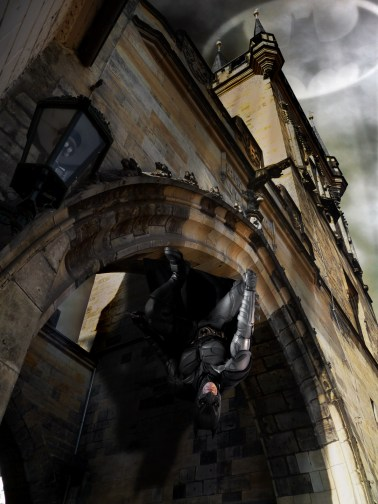 Batman In Prague