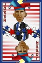 Presidential Playing Card