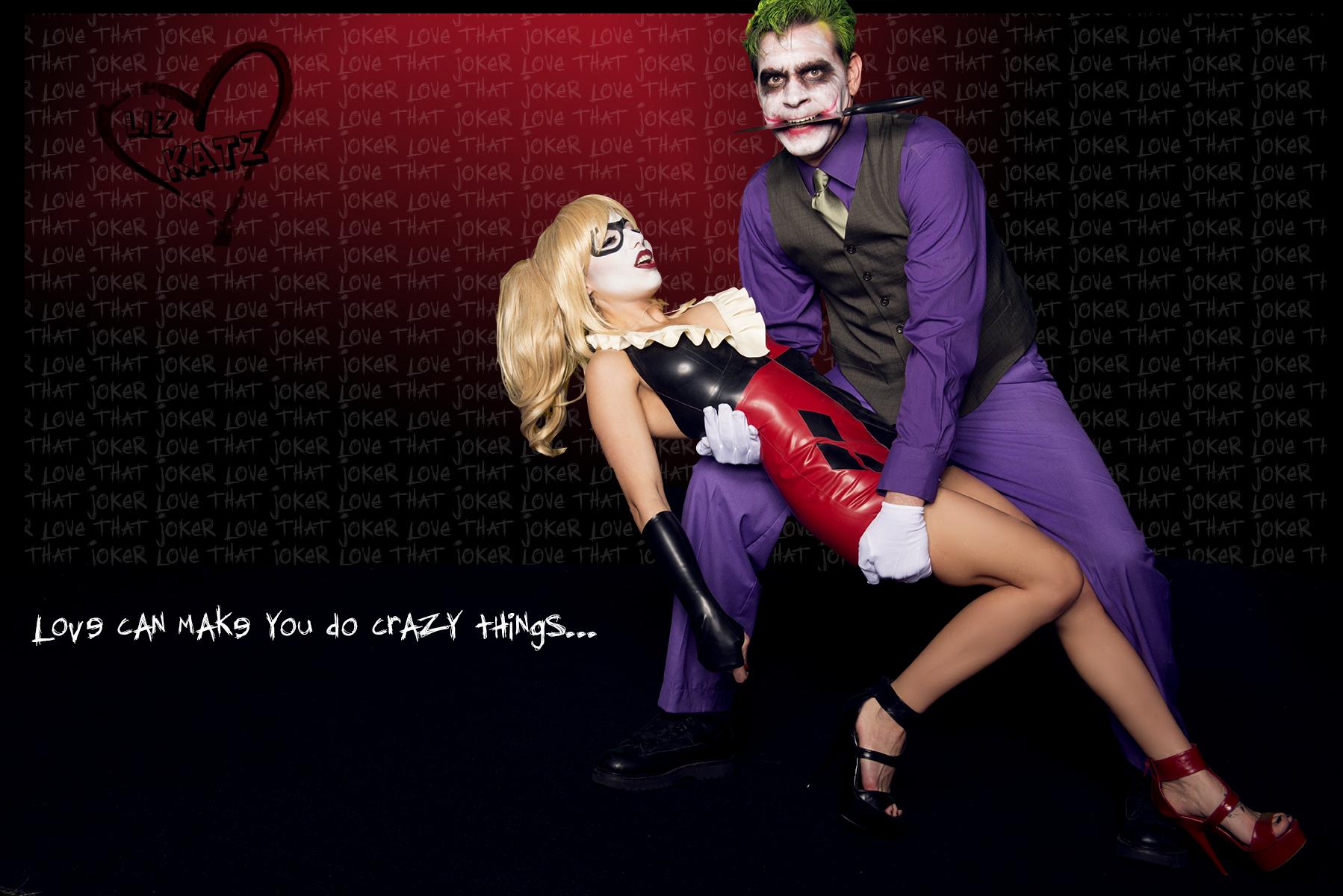 Liz Katz Harley Quinn Cosplay Crazy In Love Liz Katz