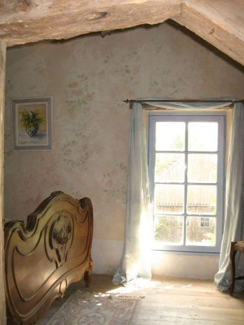 La chambre rose, B&B