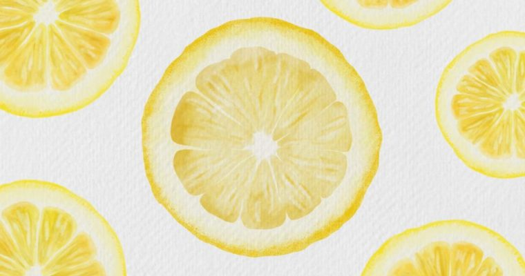 Free Download – Digital Planner Fruit Stickers