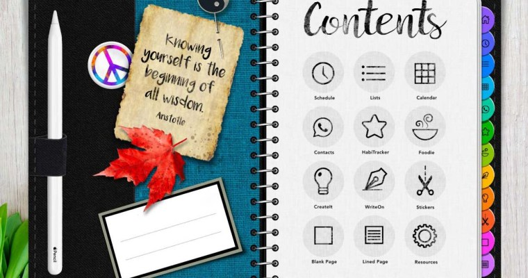 Digital Planner Contest Winner + 19 Inspiring Entries