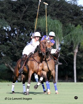 Cambiaso intimidating his opponent