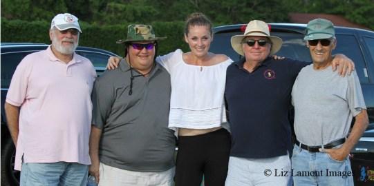Sandy, Greg, Laura, Alex. . IMG_6728Bc