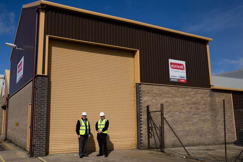 Bournemouth maintenance firm completes revamp of industrial units  Liz Lean PR