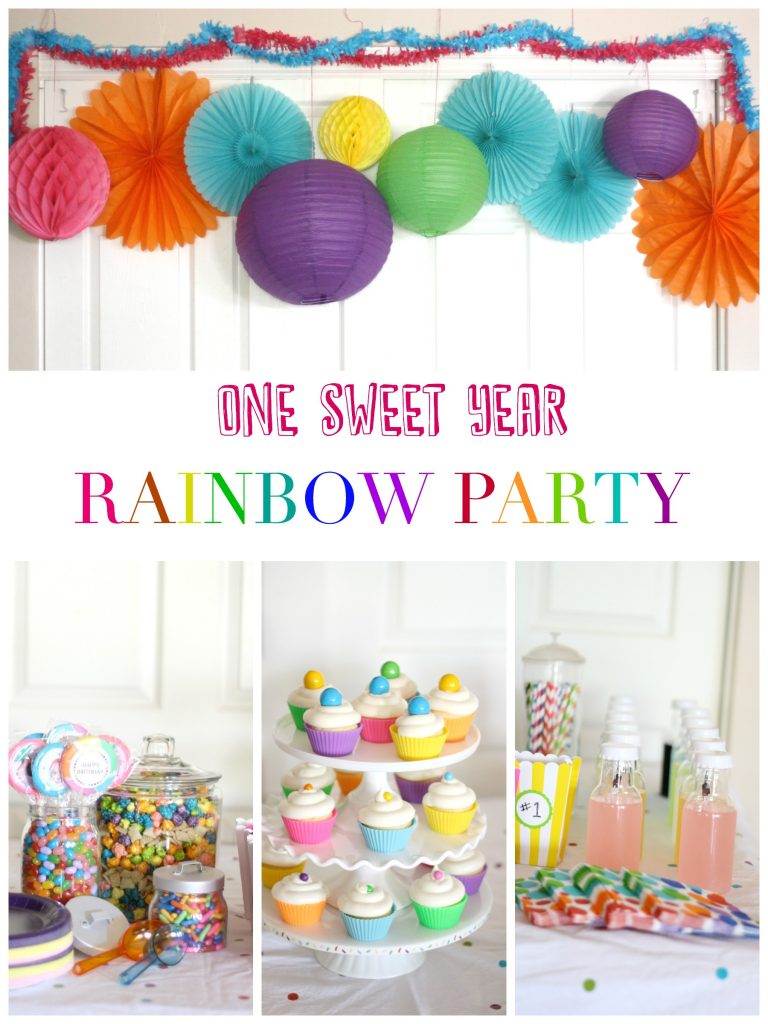 Cheap Rainbow Invitations