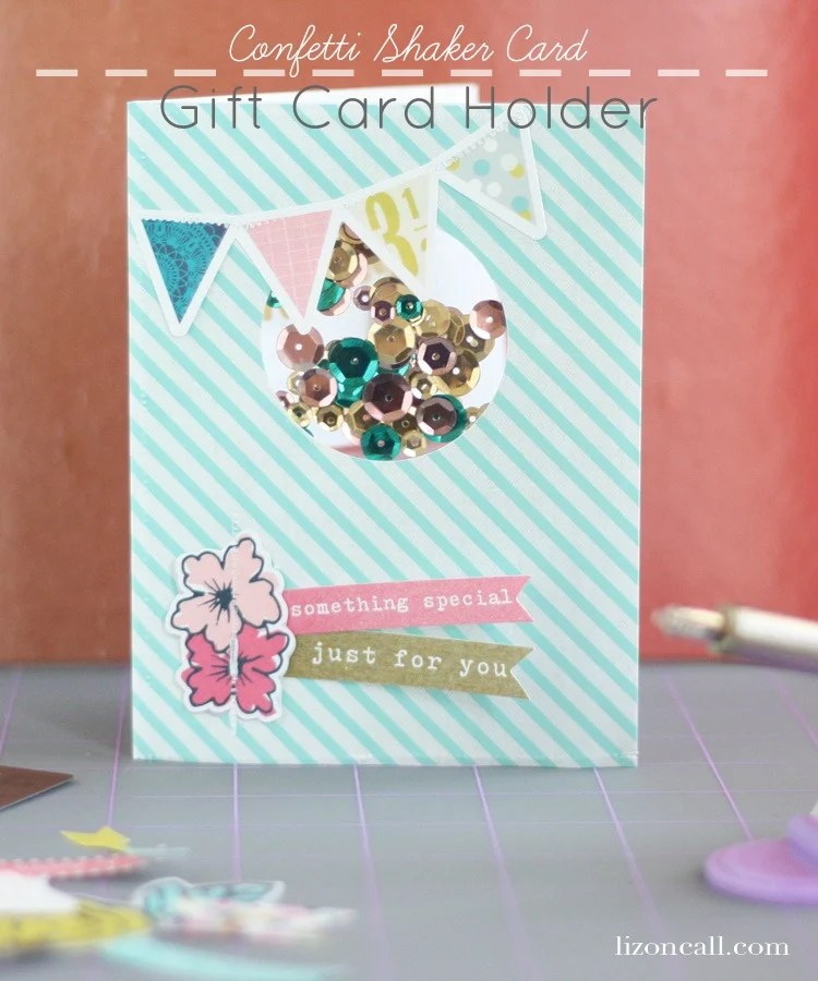 Gift Card Holder Card Liz On Call