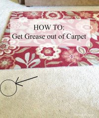 How to Get Grease out of Carpet - Liz on Call