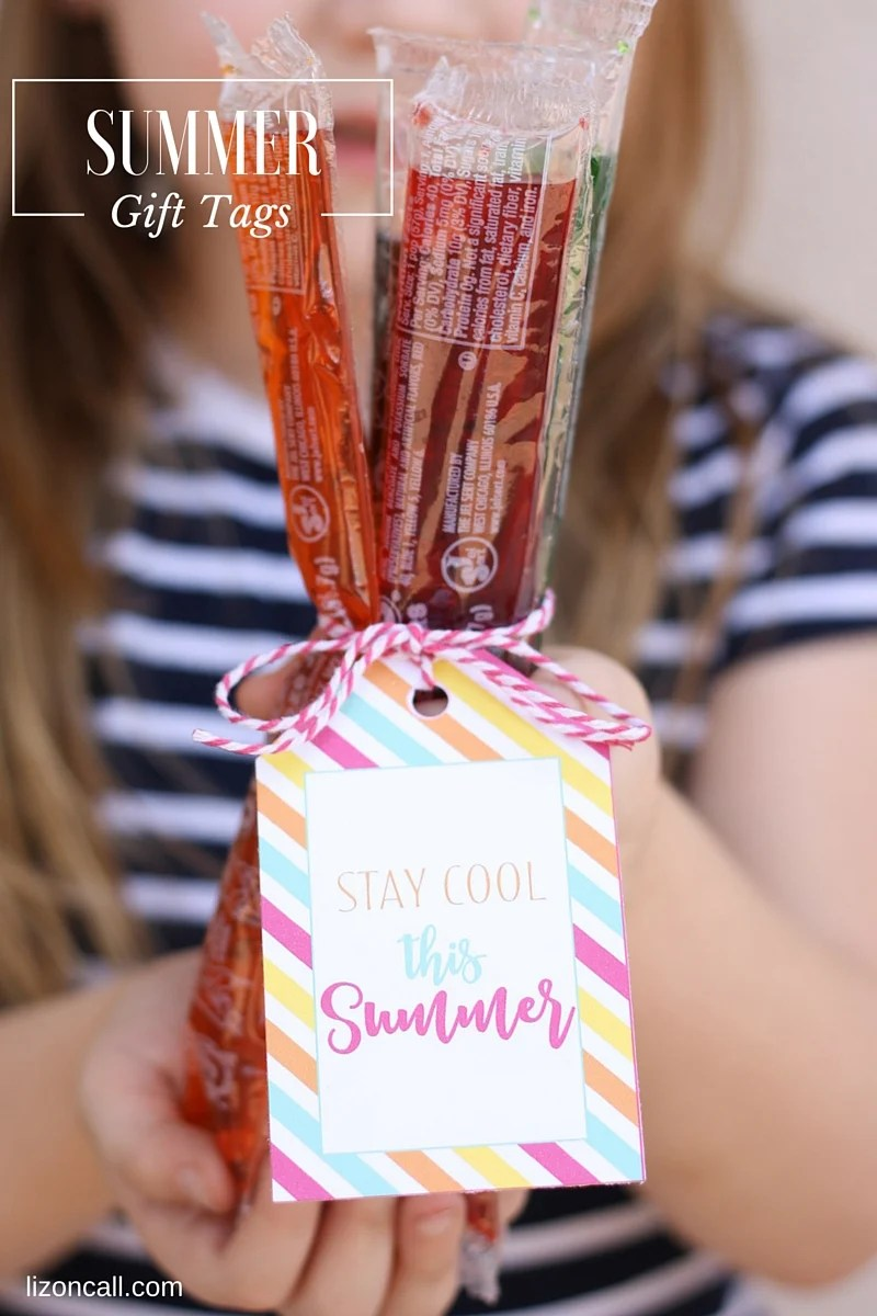 It is a photo of Unusual Have a Cool Summer Printable