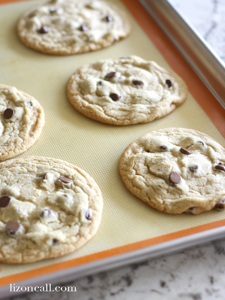 Chocolate Chip Cookies Liz On Call