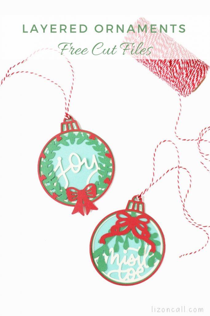 Ornaments Svg : ornaments, Layered, Ornament, Files