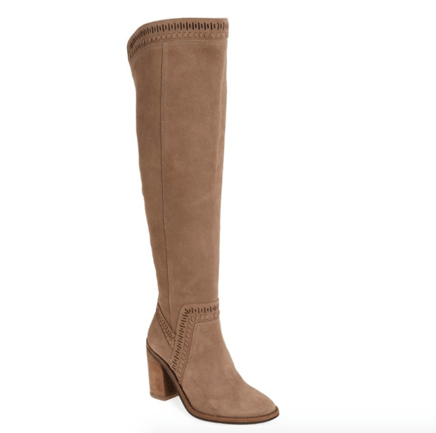 Madolee Over the Knee Boot VINCE CAMUTO