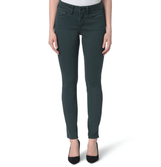 NYDJ Ami Colored Stretch Skinny Jeans