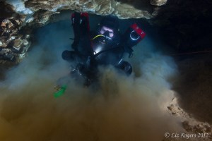 Rebreathers and Restrictions in Tank Cave