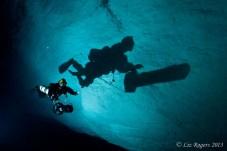 Shadow diver