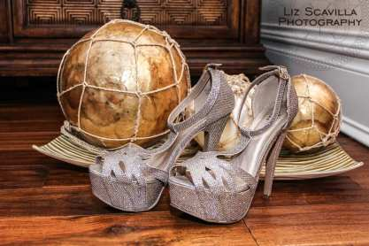 Ormond Beach Wedding Shoes