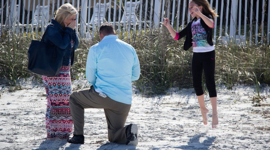 The Shores of Your Souls: A Beach Proposal