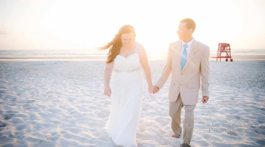 Neal & Katelyn's Sunrise Wedding