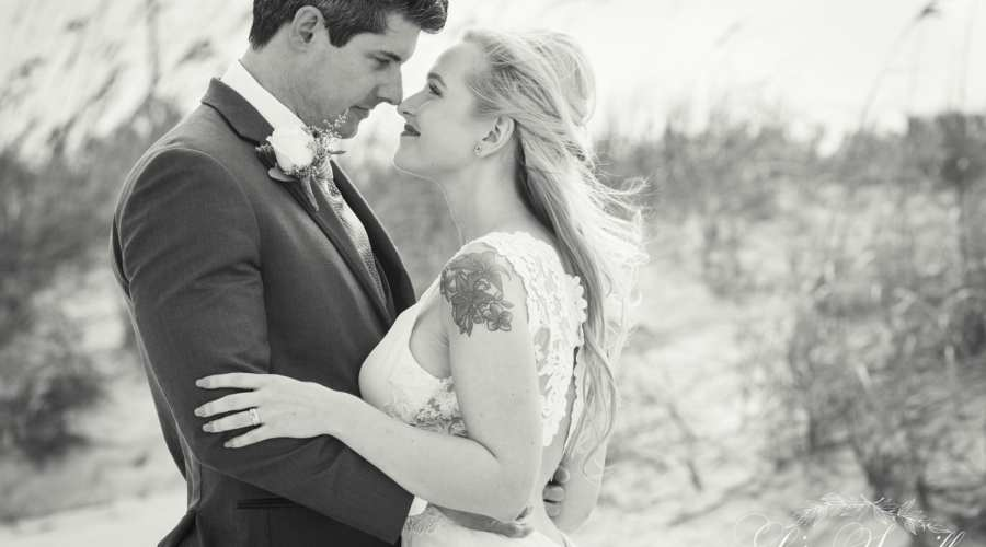 Rachel and Aaron's New Smyrna Beach Wedding