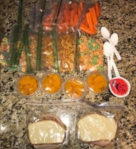 Lunch Preps