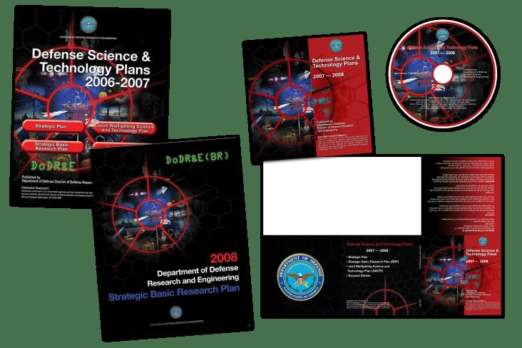 Book & Interactive CD - DoD