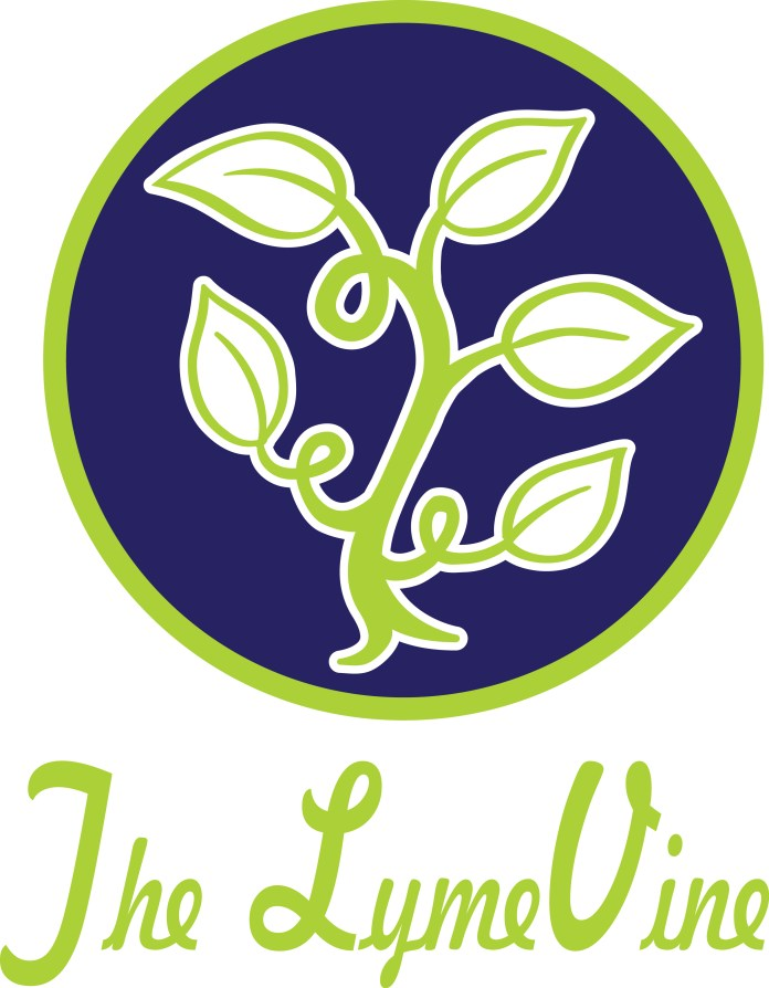Logo - The Lyme Vine