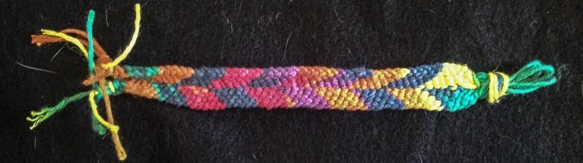 Colored Hemp