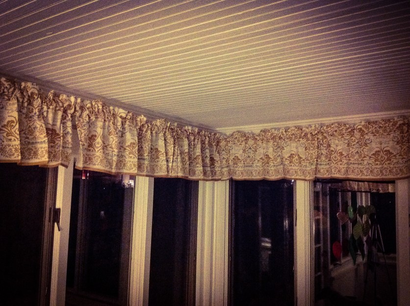 New Curtains