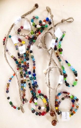 Beaded Jewelry and Hemp Jewelry