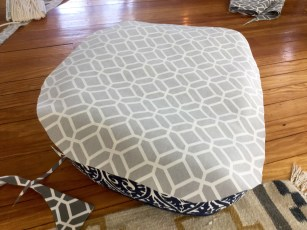 Template for Cushion