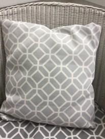 Grey Pillow Sham