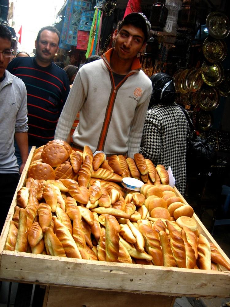 The Souks of the Tunis Medina (4/6)