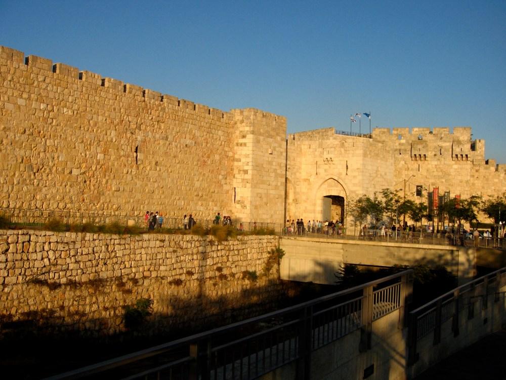 Jaffa Gate (1/6)