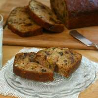 Grandma's Recipe of the Month - Mrs. Gordon's Date Nut Bread