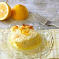 Grandma's Recipe of the Month: Meyer Lemon Custard Soufflé
