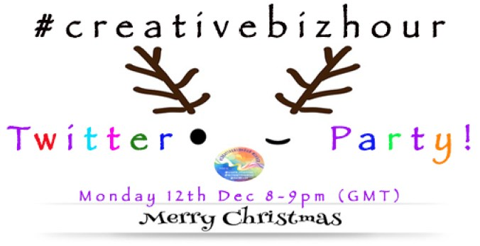 creativebizhour-twitter-party
