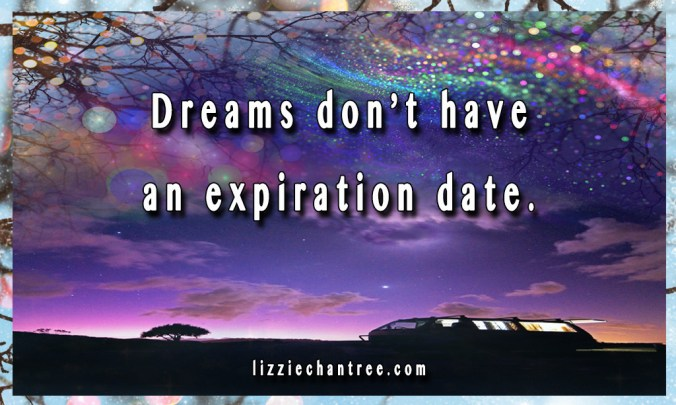Lizzie Chantree blog 12
