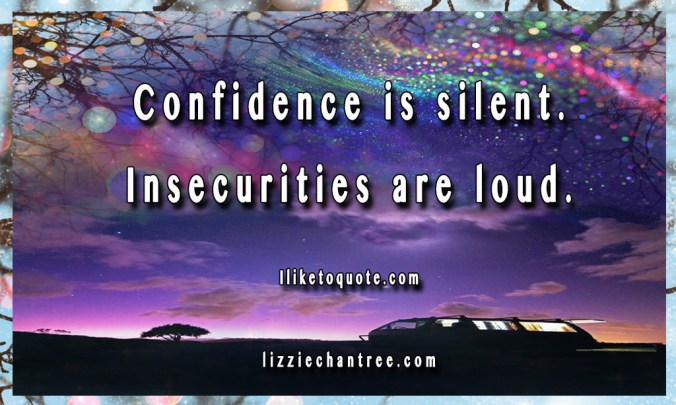 Lizzie Chantree Blog quote