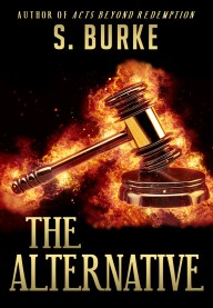 The Alternative BOOK COVER PERFECT AND READY TO GO.