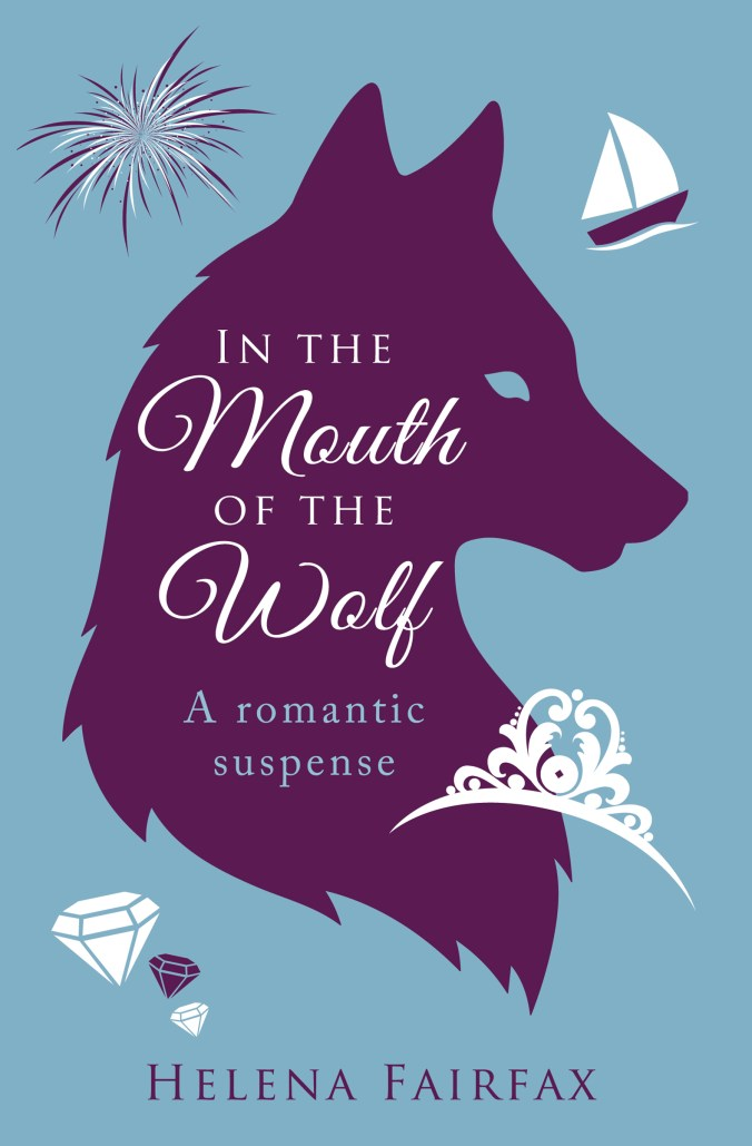 In the Mouth of the Wolf_Helena Fairfax