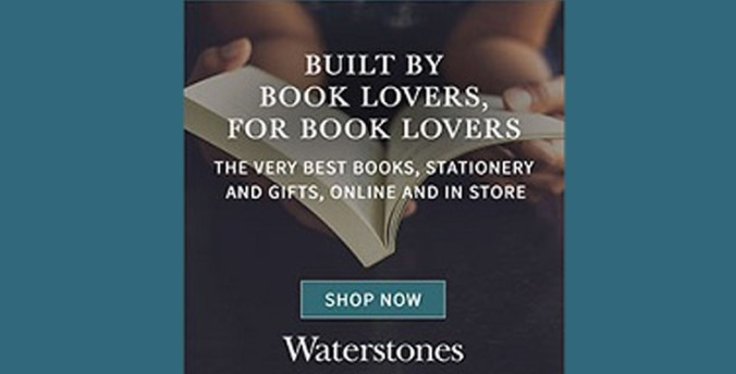 Waterstones tweet. Lizzie Chantree.jpg