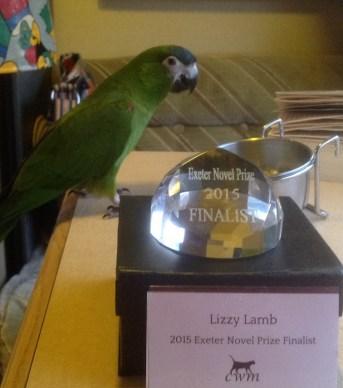 Jasper's prize