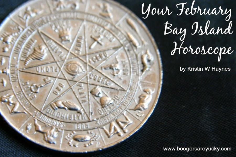 February Bay Island Horoscopes – Guest Post